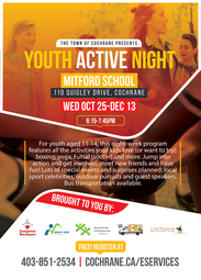 Youth Active Night Poster (2)