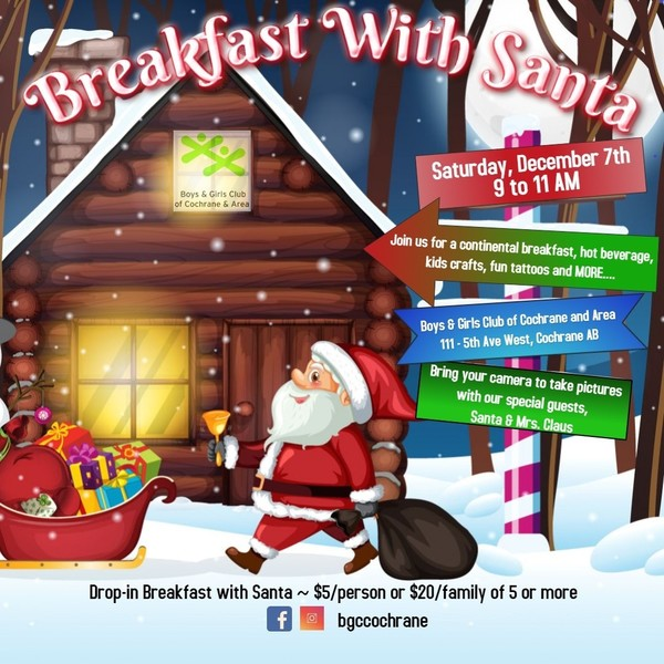 Breakfast With Santa 2019 Final